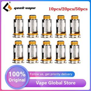 Geekvape Coils Boost-Replacement E-Cig Original 50pcs for Aegis