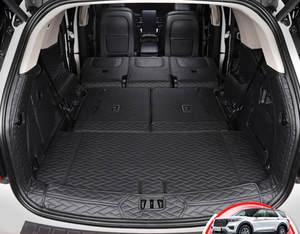 Trunk-Mats Explorer Full-Set Boot-Carpets Cargo for Best-Quality Durable 6-7-Seats