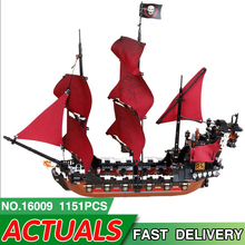 цены 16003 LegoEDS Ideas Robot WALL E The Pirates of the Caribbean Red Pearl Ship16009 Model Building Kit Blocks Bricks Kids Toys