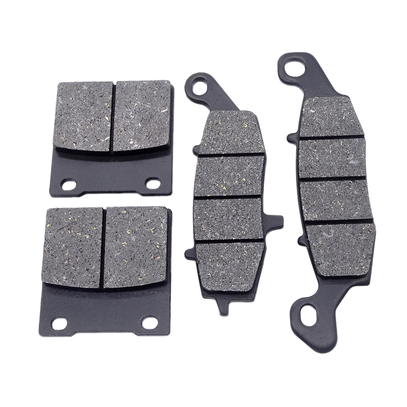 Motorcycle Part Replace Front Rear Brake Pads Kits For <font><b>Suzuki</b></font> SV400/S Bandit GSF600/S Katana <font><b>GSX600F</b></font> GSX750F 2006 SV650/S 99-02 image