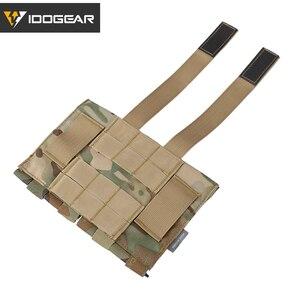 Image 2 - IDOGEAR Taktische First Aid Kit Pouch Medizinische Organizer Pouch MOLLE 9022B Medizinische Ausrüstung 3548