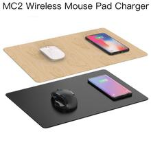 JAKCOM MC2 Wireless Mouse Pad Charger Gifts for men women wireless charger car iphone 7 plus pad apple watch 5 mi 9 se samsung 6 mi wireless charger