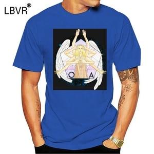 Мужская футболка с надписью «The move», Мужская футболка с надписью «ts of the angel The Oa», Мужская футболка
