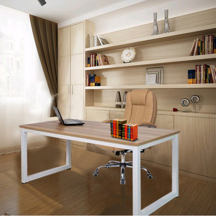 Manufacturers Direct Selling Desktop Home Computer Desk Office Desk Students Writing Desk Table Customizable Calligraphy