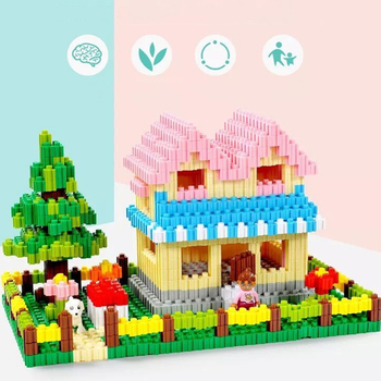80Pcs Building Blocks Mini Diamond Micro Building Blocks DIY Creative Bricks Bulk Model Figures Educational Kid Constructor Toys dr tong 80pcs glory of kings figures one of china romance the three kingdoms king knight heroes building blocks toys gifts 29001