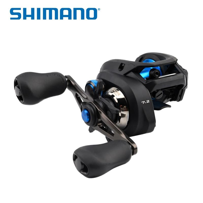 Shimano Slx DC Low Profile Reel  1