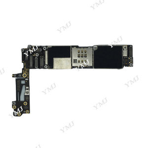 Image 2 - Placa base limpia iCloud para iphone 6 4,7 pulgadas con/sin Touch ID,100% Original desbloqueado para iphone 6 placa base + Sistema IOS