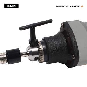 Image 5 - HILDA Mini Electric Drill With 6 Position Variable Speed Dremel 220V 400W  Style Rotary Tools Mini Grinding Power Tools