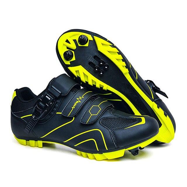 2020 sapatos de ciclismo homem tênis de ciclismo mtb esporte profissional sapatos de bicicleta de estrada auto-bloqueio sapatos de bicicleta de montanha 5