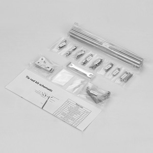 Image 4 - Aluminum Profile Supporting Pull Rod Kit 3D Printer Parts Accessories for Creality 3D CR 10/CR 10S/CR 10S4