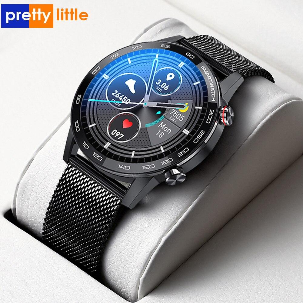 PL16 Smart Watch Men ECG PPG IP68 Waterproof Smartwatch 1.3inch 360*360 HD Full touch screen Fitness Sports watchs|Smart Watches| - AliExpress