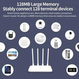 Image 3 - Xiaomi 4Aルータギガビット版2.4ghz + 5ghz無線lan DDR3高利得4アンテナアプリ制御miルータ4A wifi繰り返しxiaomiルータ