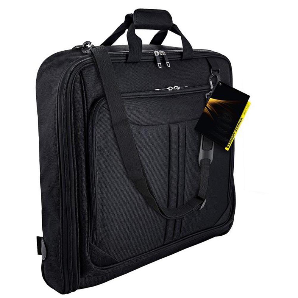 Hommes costume sac de rangement étanche à la poussière étanche cintre organisateur Portable voyage manteau vêtements vêtement housse sac étui accessoires