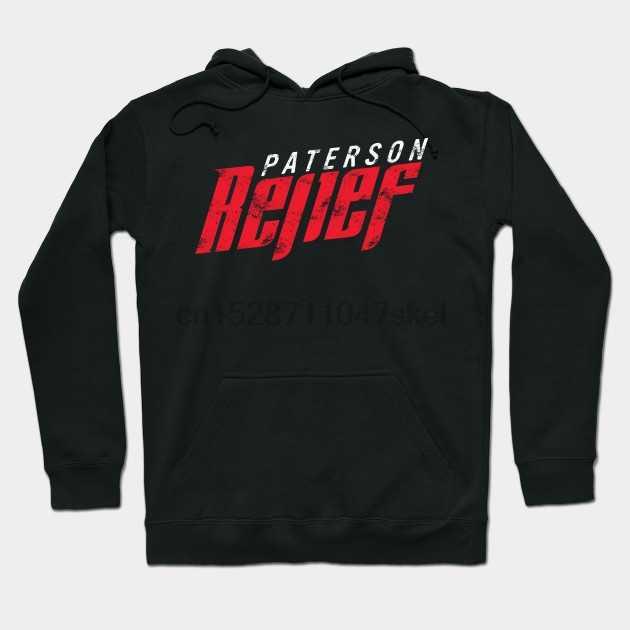 Paterson NJ tarafından newyorkcityrelief Streetwear erkekler kadın Hoodies tişörtü