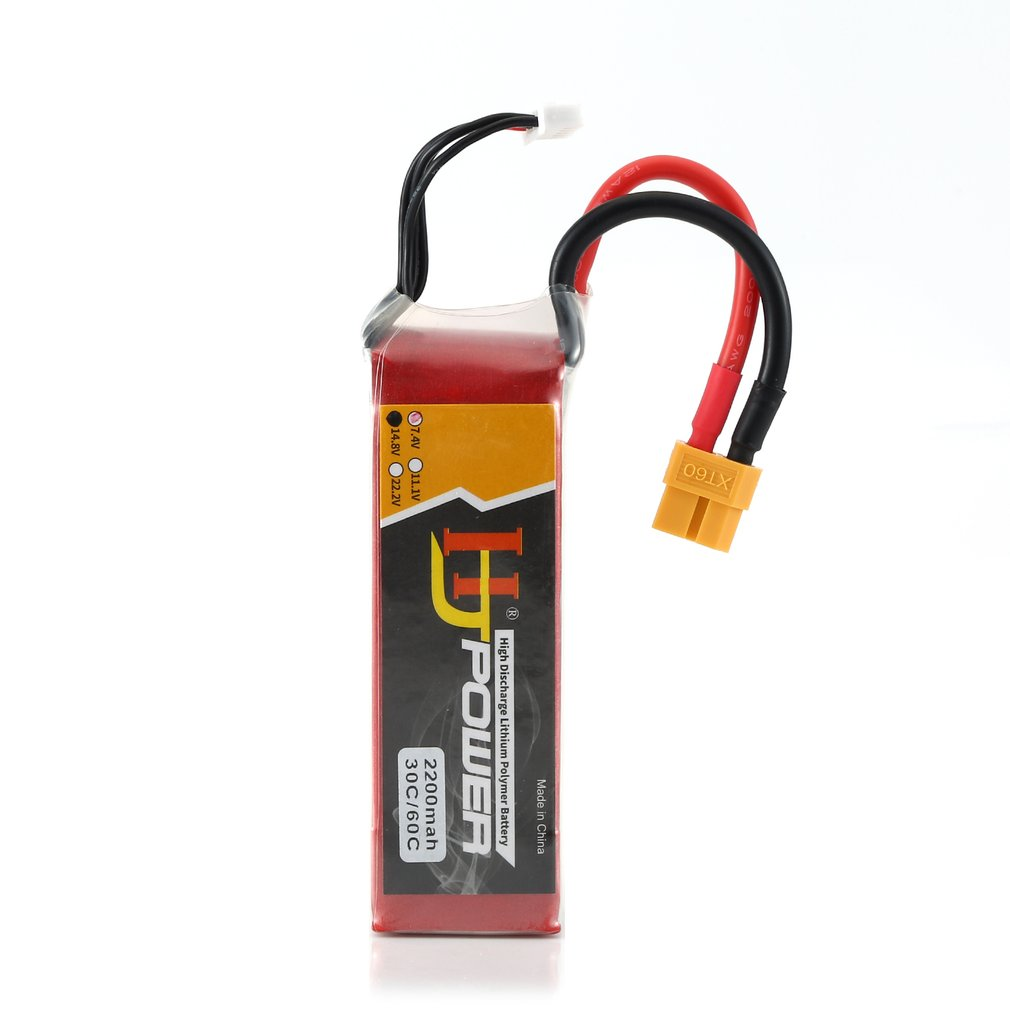<font><b>4S</b></font> RC <font><b>Lipo</b></font> Battery 11.1V 850mAh 1300mAh <font><b>1500mAh</b></font> 2200mAh 2600mAh 30C 35C 45C 120C For RC Airplane Helicopter Quadcopter Car Boat image