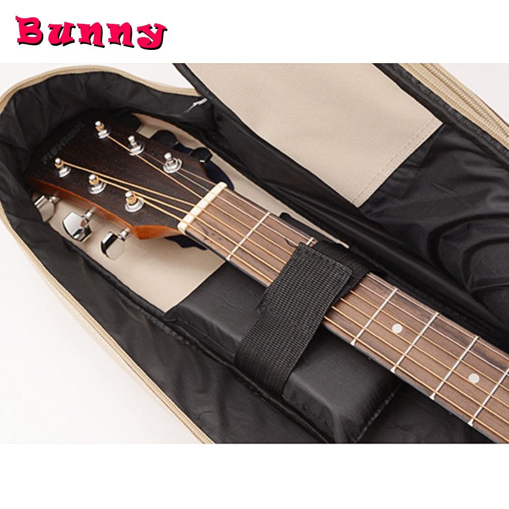 41 quot Guitar Bag Fisherman Folk Guitar Bag Waterproof 10MM Sponge Instrument Guitar Accessories Bag BP06 in Guitar Parts amp Accessories from Sports amp Entertainment