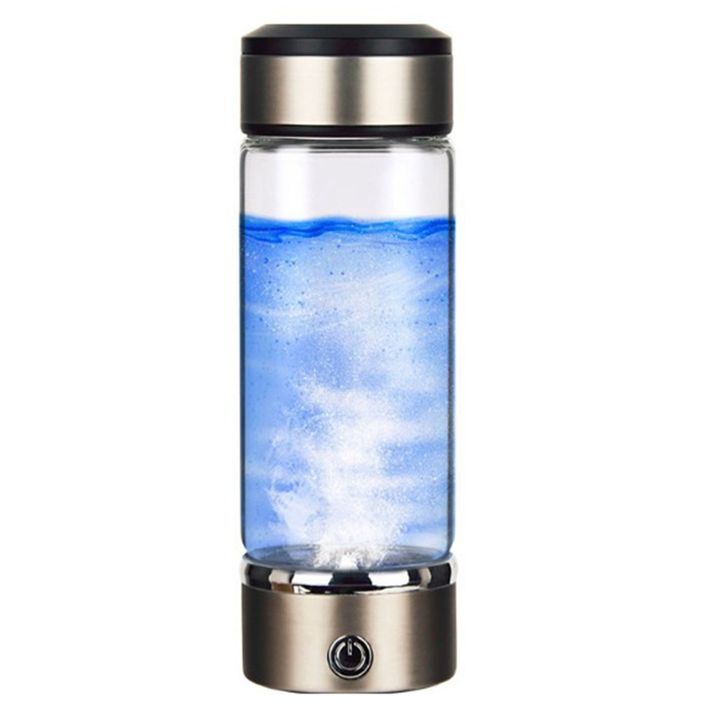 Hydrogen Water Bottle; Portable and Rechargeable; Make Instant Healthy Water
