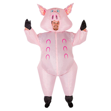 Pig Inflatable Costume Party costume Cosplay Anime Carnival Halloween costumes Unisex
