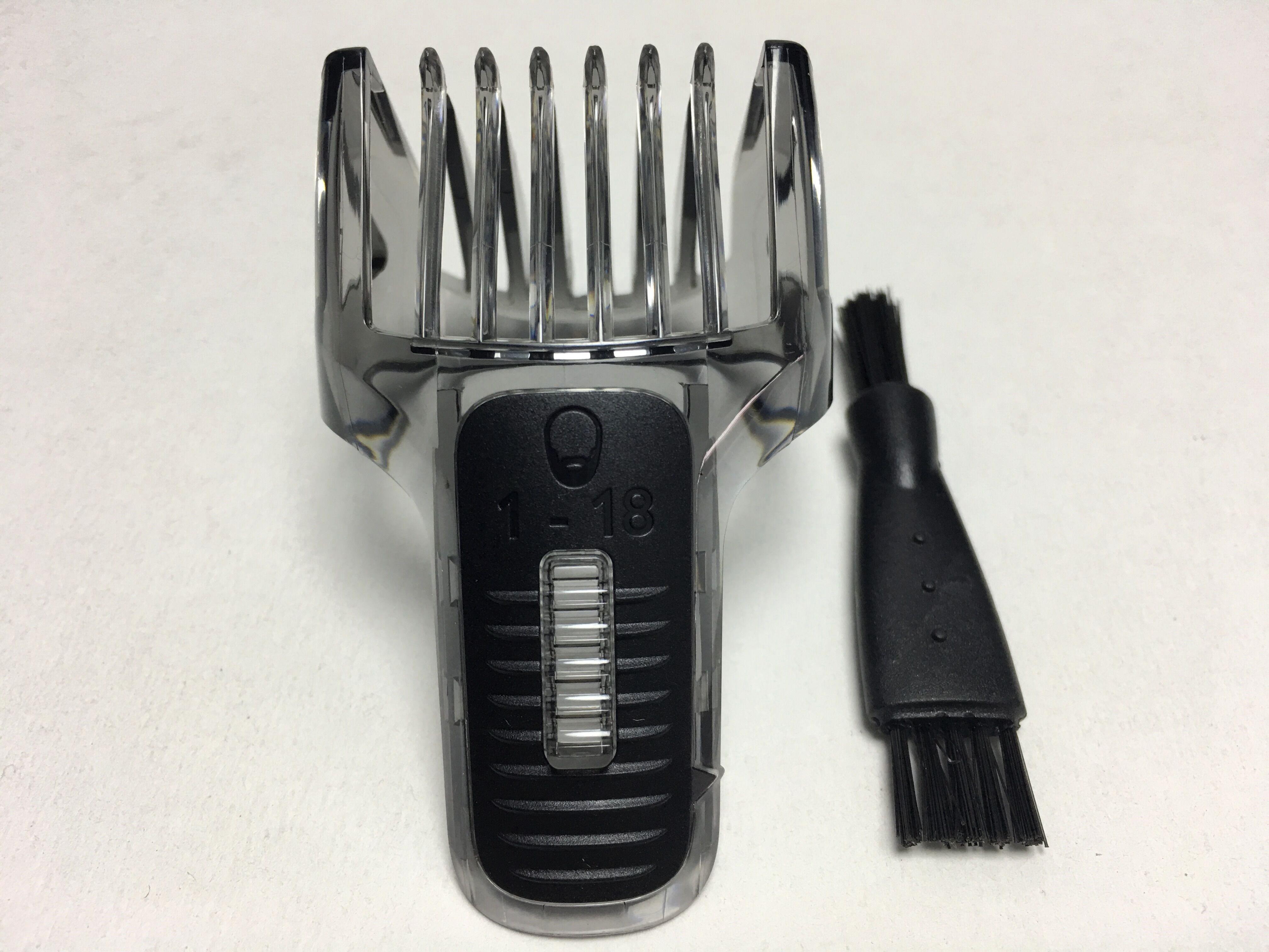 1-18 мм расческа для стрижки волос Philips QG3320 QG3340 QG3321 QG3321/16 QG3329 QG3329/15 QG3330 QG3330/60 триммер для бороды