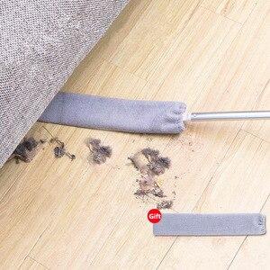 Image 5 - 3in1 Corner Cleaning Tool Nook Duster Long Handle Dust Cleaner Floor Brush Easy To Clean Sweeper Car Wash Mop Broom Microfiber