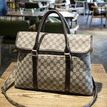 Women Business Briefcase Leather Shoulder Bags For 13 14 Inch Laptop Bag Office Work Bags Travel Handbag Messenger Bag Female