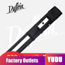 Original Defferin  New Arrival Supreme Cue Case 2*4 Pool Cues Case  Portable Carrying  1/2 Hand-woven Billiard Case Convenience все цены