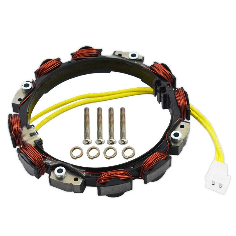 Alternator Charging Coil Alternator Fits For Briggs & Stratton 592830 Replaces 696458, 691064, 393295