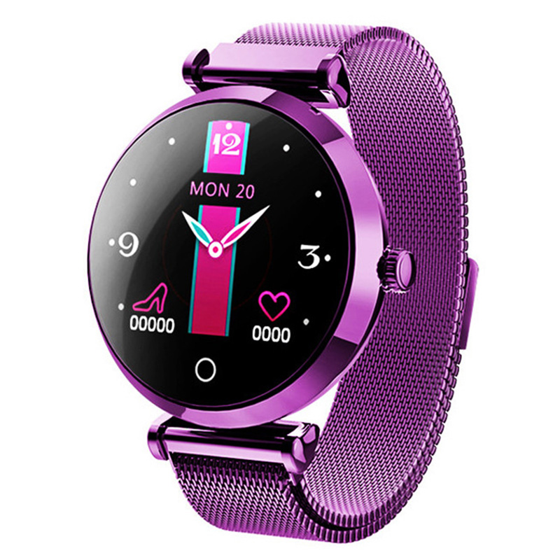 Smart Uhr Frauen Armband Wasserdicht Heart Rate Monitor Schlaf Monitor <font><b>Smartwatch</b></font> ForIOS <font><b>Android</b></font> Damen Smart Armband image