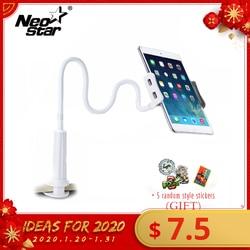 Гибкий держатель для планшета для iPad Mini Air Kindle Samsung Phone для Iphone 3,5-10,5 дюймов ленивая кровать планшетный ПК складные подставки