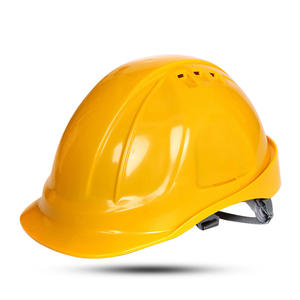 Hard-Hat Helmets Construction-Site Work-Cap Protect High-Quality ABS Anti-Static-Shock-Resistance