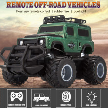 Easy to Control Remote Controlled Truck Car Radio Control Toys Car