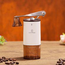 Portable Coffee Grinders Manual-Handle-Grinder Burr Mini New Travel 15g Household
