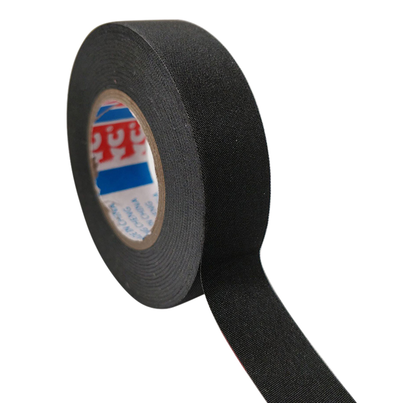 PET Non-woven Tape Multifunction Flexible Wear-resistant Fabric Tape Cable Looms Wiring Harness Bonded Wiring RetardanT Tape