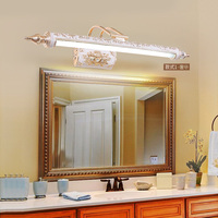 Mirror Headlight Luxury Bathroom Led Anti fog Anti fog Toilet Bathroom Wall Lamp European style Mirror Lamp Wy11301