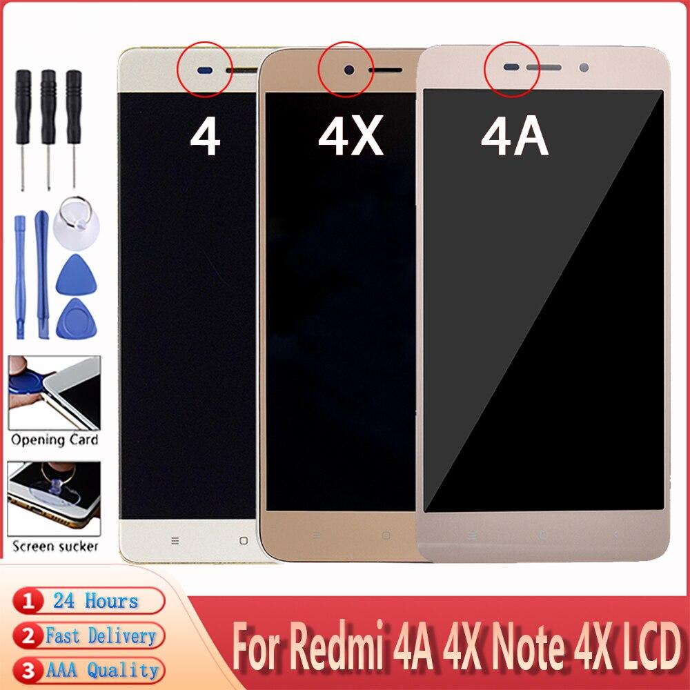 Оригинальное качество для Xiaomi Redmi 4A 4X Note 4X ЖК-дисплей для Redmi Note 4 глобальная версия ЖК-дисплей сенсорный экран Замена