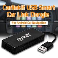 Carlinkit usb ligação do carro inteligente dongle para android navegação do carro para apple carplay módulo auto telefone inteligente usb carplay adaptador|Receptor de TV para carro| |  -