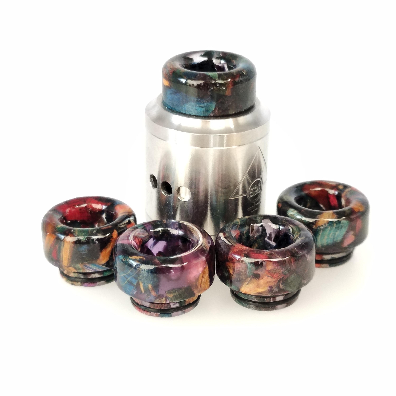 Resin 810 Mouthpiece Vape Drip Tip For Vapepod Kit Vaporizer Atomizer Driptips
