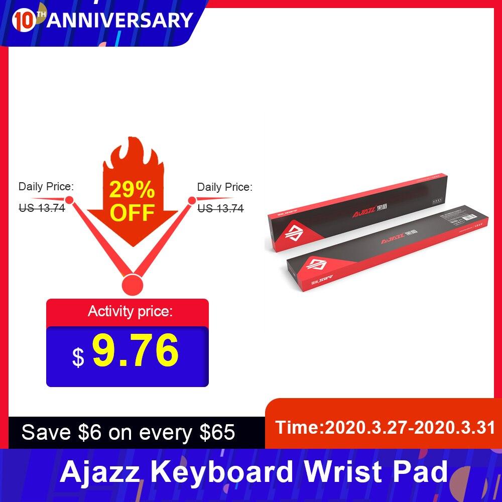 Ajazz Mechanical Keyboard Wrist Pad Ergonomic Comfort Memory Foam Keyboard Wrist Rest Pad For Office Computer Keyboard Wrist Pad