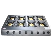 Готовки еды multi-головки газовая плита энергосберегающие восьми-головок огонь плита природный газ сжиженный газ плита для restauran/Гостиница