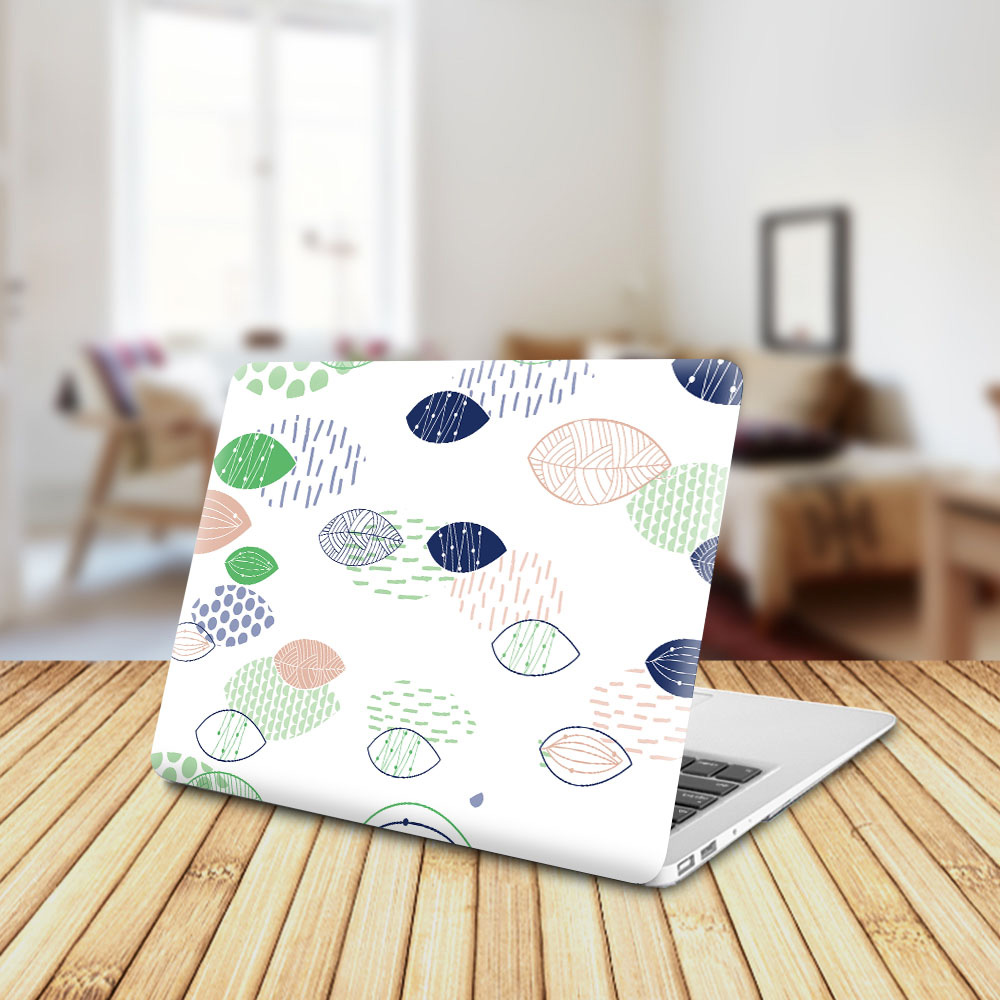Abstract Graffiti Case for MacBook 17
