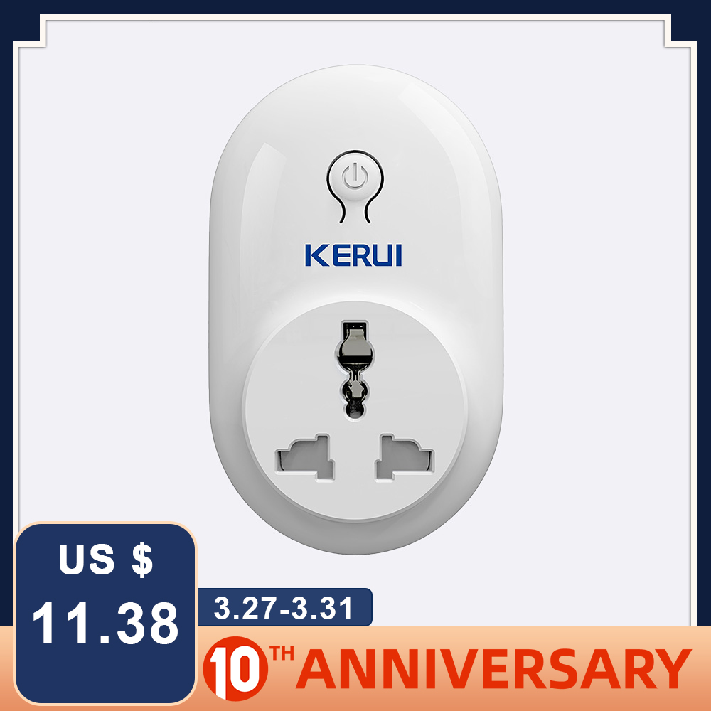 New Product High Quality Wireless Remote Control Outlet Smart  Adapter Smart Socket Switch Plug US/AU/EU/UK Plug