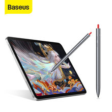 Baseus capacitivo caneta stylus para ipad pro 2020 2018 2019 5th mini5 caneta stylus desenho wirting para ipad caneta tela de toque