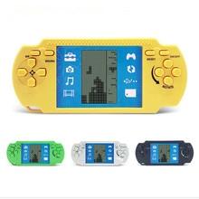 Классическая ностальгия игровой тетрис портативная игровая консоль Детская Классическая игра ручное игровое устройство для psp игр