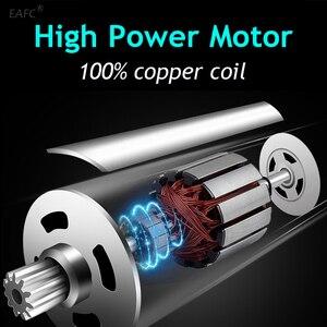 Image 2 - Portable Car Air Compressor Digital Tire Tyre Inflator Pump 12V with Big Light Bright Flashing Digital Pressure Gauge 150Psi