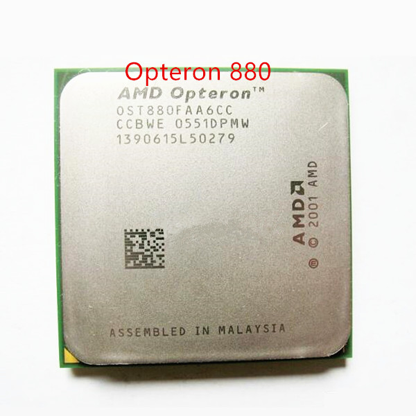 Free Shipping Xeon For Opteron 880 Opteron 880 2 4 G Dual Core Cpu Processor Cpu Processor Cpu Xeonprocessor Xeon Aliexpress