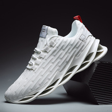 Newest Mens Shoes Casual Fashion Mesh Breathable Sport