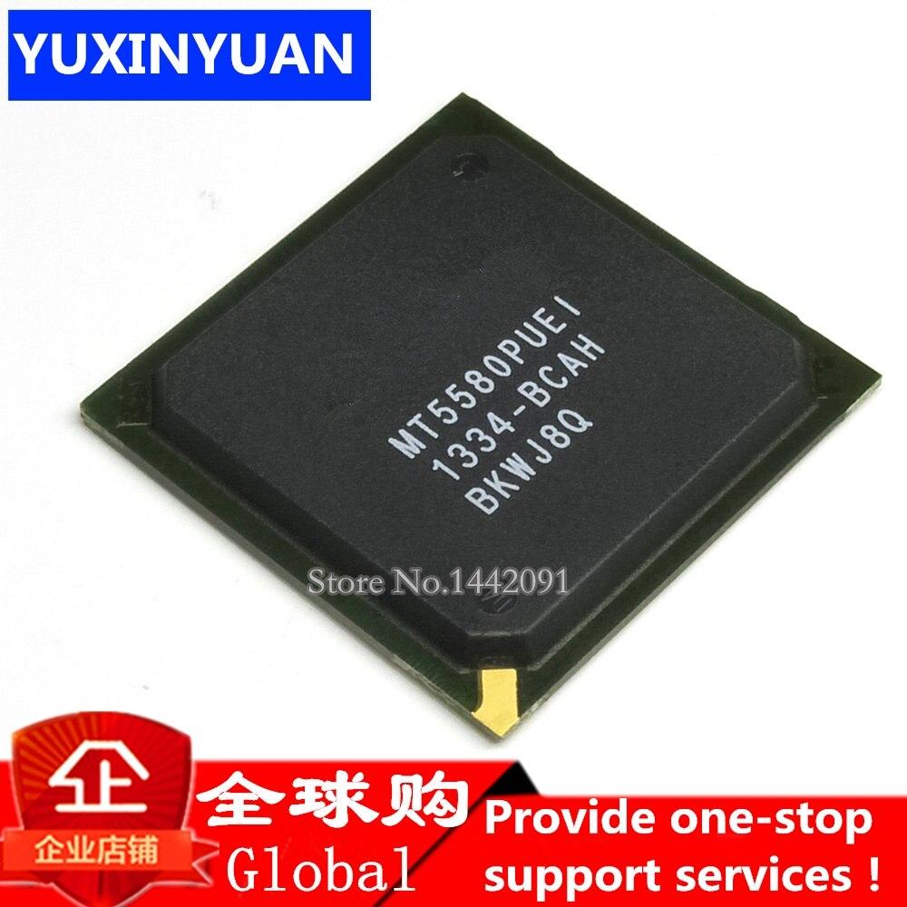 MT5580 MT5580PUEI MT5580PUEI-BCAH  BGA LCD Chip 1PCS