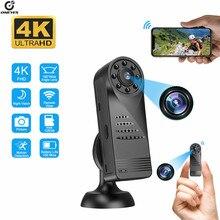 Portable Mini wifi camera HD Full 4k WIFI Body Camera Micro Camera Secret Cam Mini Digital cam wifi Micro Portable Outdoor Cam