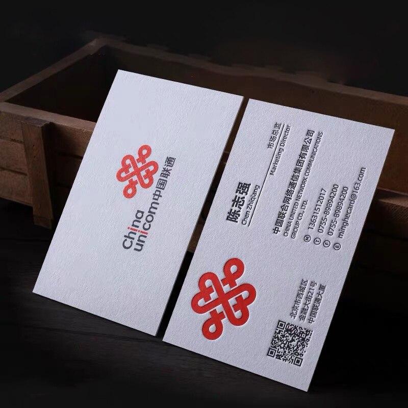personalizado cartoes de visita personalizados logotipo da impressao em papel grosso livre composicao tipografica folha de