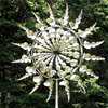 Unique and Magical Metal Windmill Outdoor Patio Decoration Yard Wind Spinners Wind Catchers Lawn Home Garden Decorations Craft